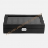 Carbon Fiber PU Leather Box