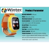 GPS Baby Watch Smart Watch Q90 with WiFi Touch Screen