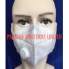 KN95 Mask With Breather Valve