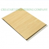 Wood Pattern Ceiling