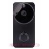 Wireless smart doorbell