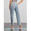 Simple Woman Denim Jeans