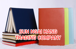 Company Logo NoteBook