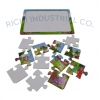 Paper Puzzle Customized